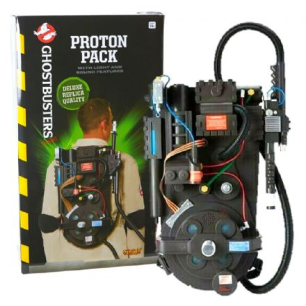 Spirit Halloween Ghostbusters Replica Proton Pack